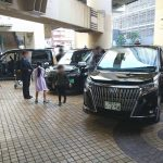 日本交通の車両展